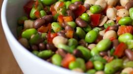 Bean Salad Wallpaper For IPhone