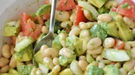 Bean Salad Wallpaper For Mobile