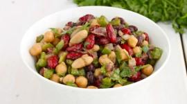 Bean Salad Wallpaper HQ#2