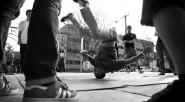 Break Dancer Photo