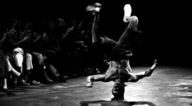 Break Dancer Wallpaper