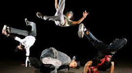 Break Dancer Wallpaper Full HD