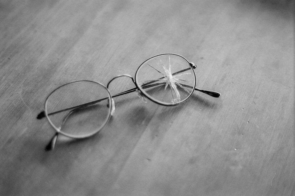 Broken Glasses wallpapers HD