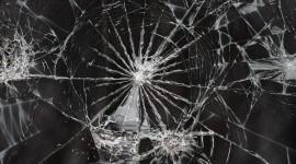 Broken Glasses Desktop Wallpaper