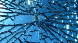 Broken Glasses Wallpaper For Desktop