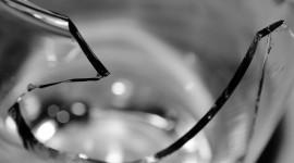 Broken Glasses Wallpaper For PC