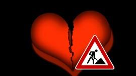Broken Heart Desktop Wallpaper HD