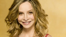 Calista Flockhart High Quality Wallpaper