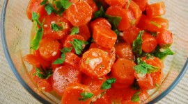 Carrot Salad Photo Free