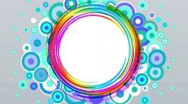 Circles Desktop Wallpaper HD