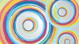 Circles Wallpaper For Desktop