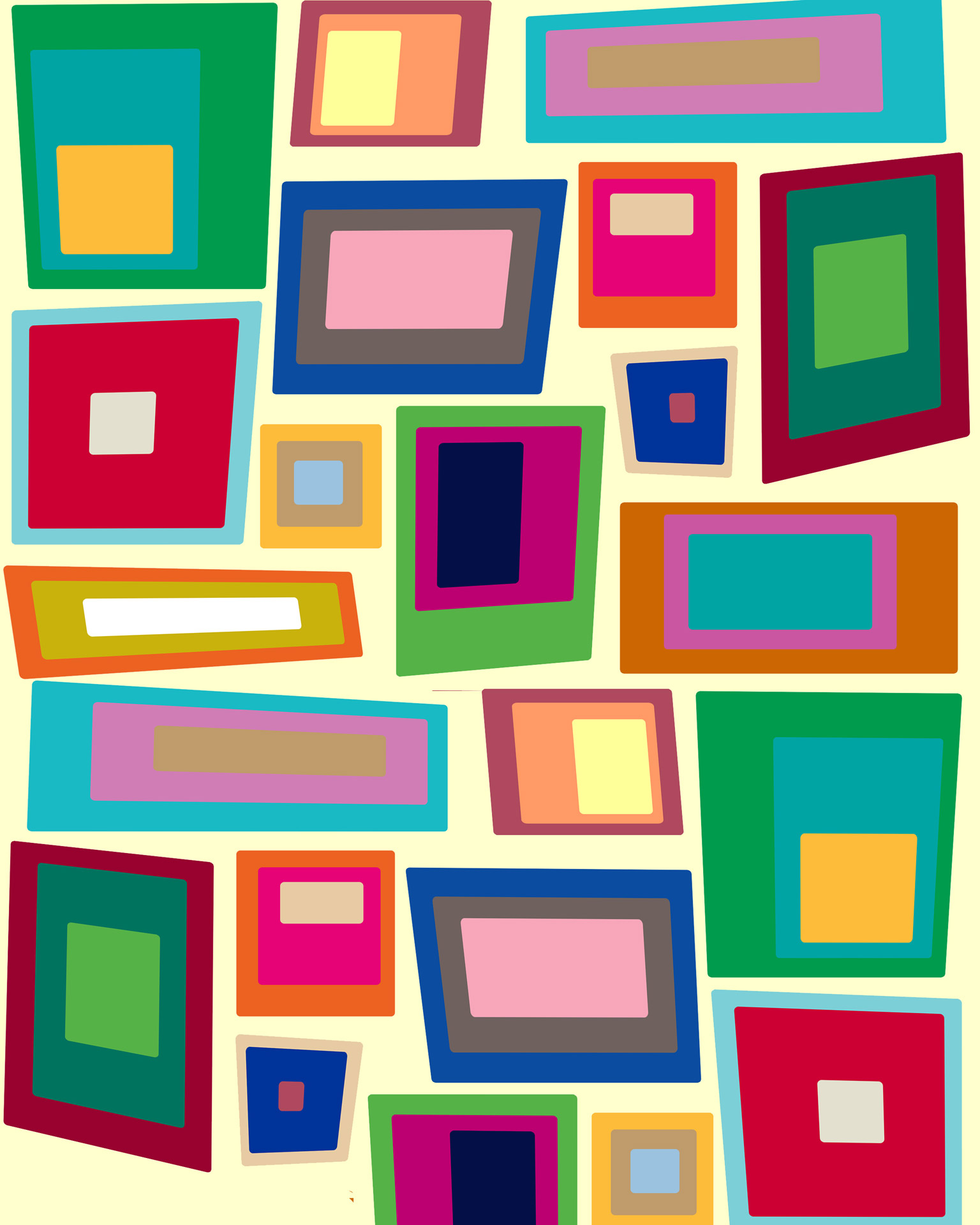 Colorful Iphone Wallpaper: Colorful Squares Wallpapers High Quality