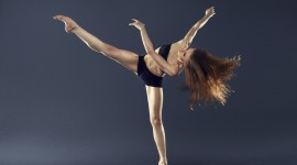 Contemporary Dance Desktop Wallpaper