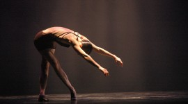 Contemporary Dance Wallpaper