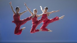 Contemporary Dance Wallpaper Free