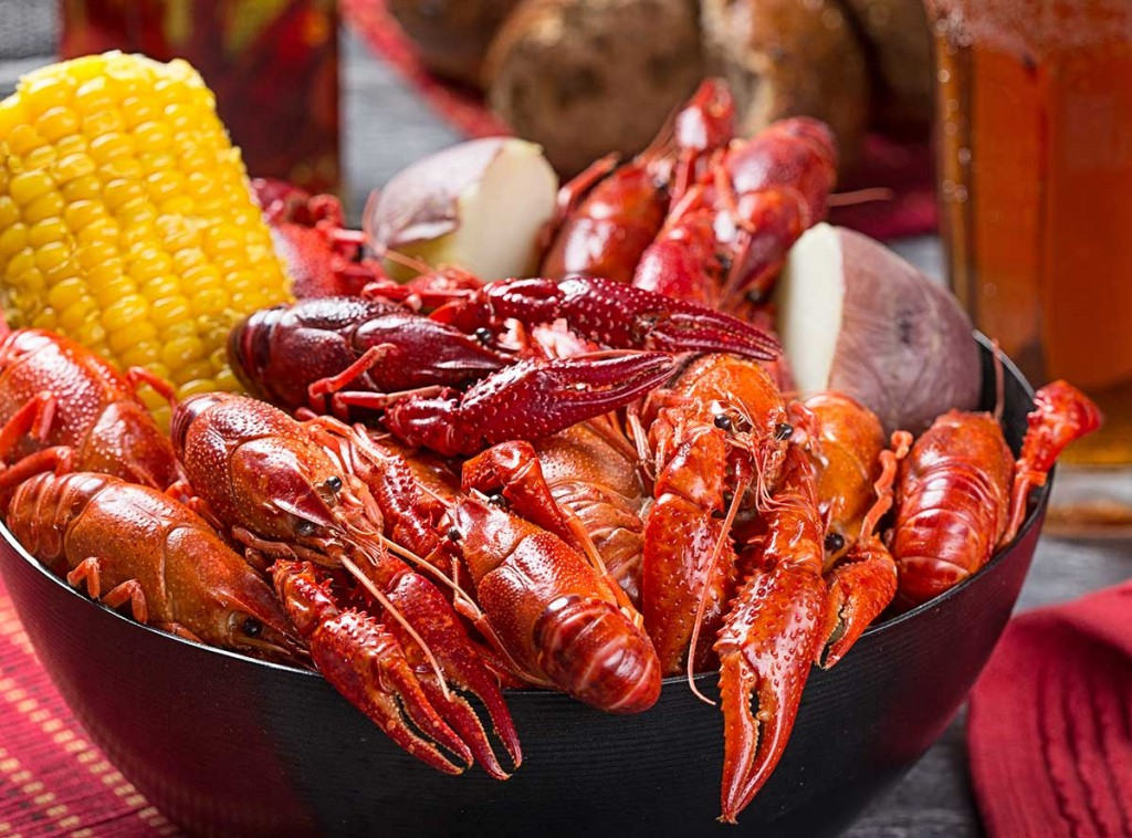 Crayfish Cooking wallpapers HD