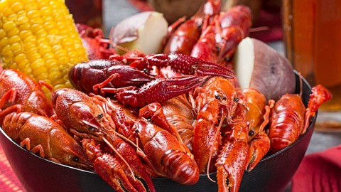 Crayfish Cooking wallpapers high quality