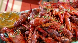 Crayfish Cooking Photo Download