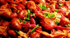 Crayfish Cooking Wallpaper For Desktop