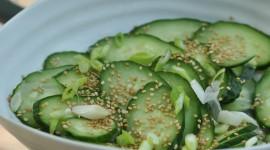 Cucumber Salad Photo Free#2