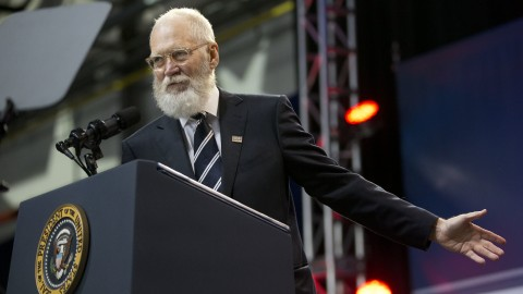 David Letterman wallpapers high quality