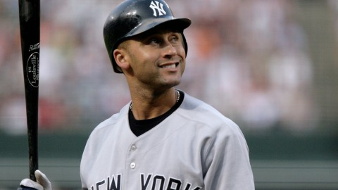 Derek Jeter wallpapers high quality