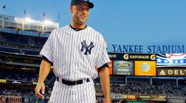 Derek Jeter Wallpaper For Desktop