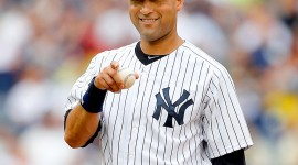 Derek Jeter Wallpaper HQ