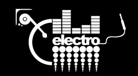 Electro Desktop Wallpaper For PC