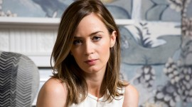 Emily Blunt Wallpaper For PC