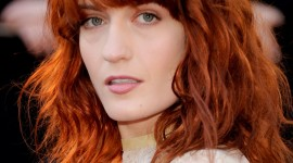 Florence Welch Wallpaper For IPhone Free