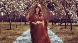 Florence Welch Wallpaper HD