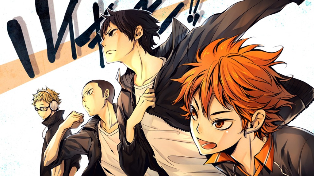 Haikyuu wallpapers HD
