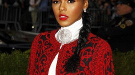 Janelle Monae Wallpaper For IPhone