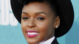 Janelle Monae Wallpaper For IPhone Free