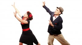 Jive Dance Wallpaper Free