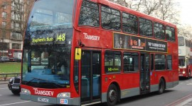 London Buses Desktop Wallpaper For PC