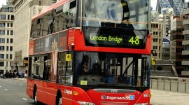 London Buses Wallpaper For Desktop