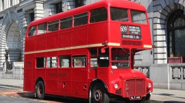 London Buses Wallpaper Free