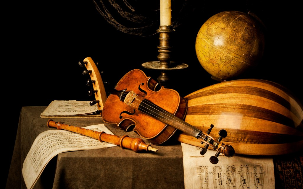 Old Musical Instruments wallpapers HD