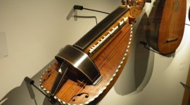 Old Musical Instruments Wallpaper Gallery