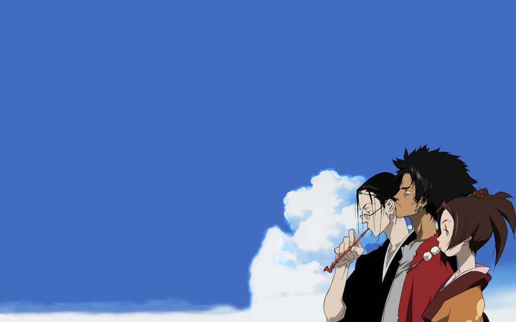 Samurai Champloo wallpapers HD