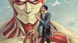 Shingeki No Kyojin Wallpaper For IPhone