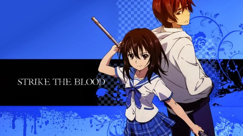 Strike The Blood wallpapers high quality