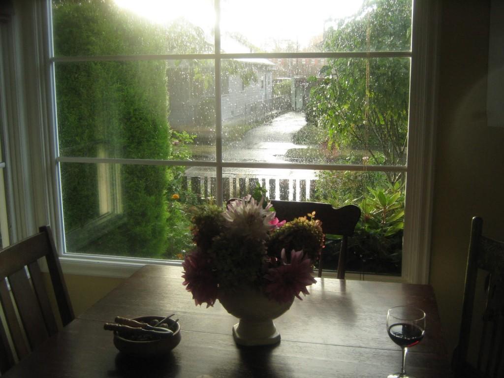 The Rain Outside Window Wallpapers HD