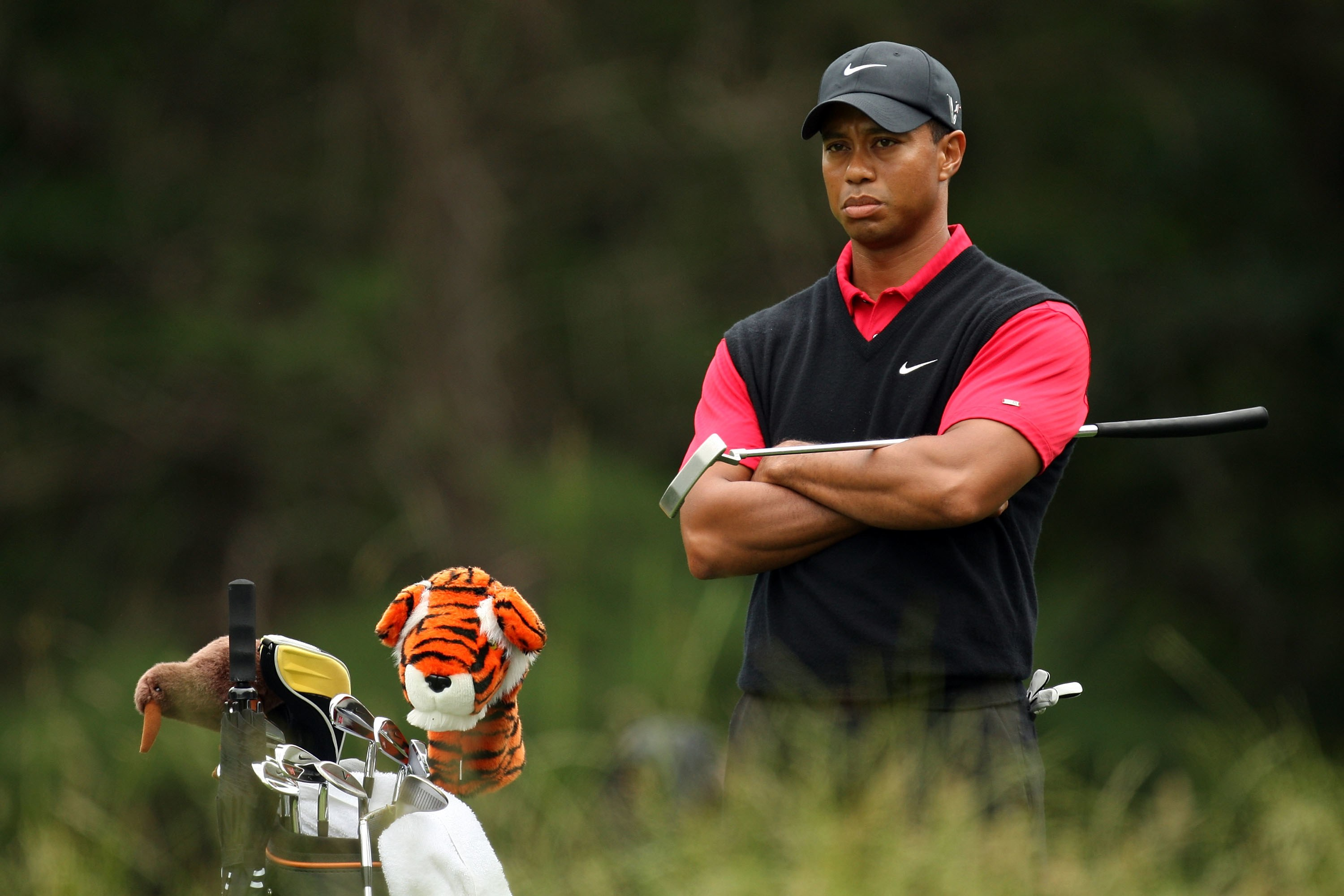 the life and career of tiger woods Tiger woods' real name is eldrick tont woods he was the only child to a thai mother and an african-american father his father was a big inspiration in his life.