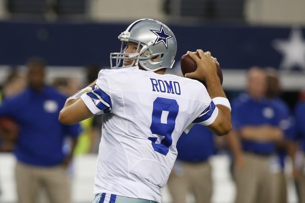 Tony Romo wallpapers HD