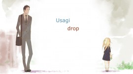 Usagi Drop Wallpaper