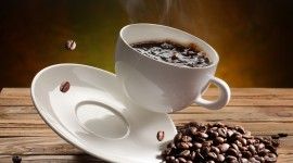 4K Cup Of Coffee Wallpaper Full HD