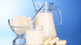 4K Milk Photo